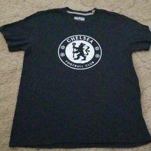 Chelsea football club tshirt